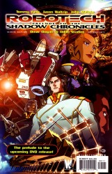 Robotech Prelude To Shadow Chronicles (1-5 series) Complete