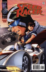 Speed Racer (1-3 series) Complete