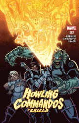 Howling Commandos of S.H.I.E.L.D. #02