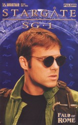 Stargate Sg-1 - Fall Of Rome (1-3 series) Complete