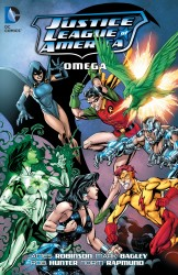 Justice League of America (Volume 9) – Omega
