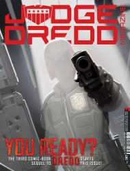 Judge Dredd The Megazine #367