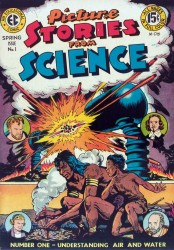 Picture Stories from Science (1-4 series) Complete