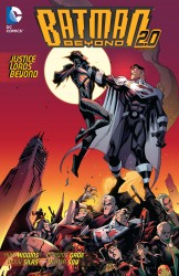 Batman Beyond 2.0 Vol.2 - Justice Lords Beyond
