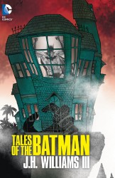 Tales of The Batman - J.H. Williams III