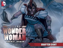 The Legend of Wonder Woman #08