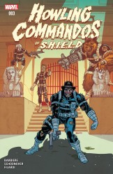 Howling Commandos Of S.H.I.E.L.D. #03