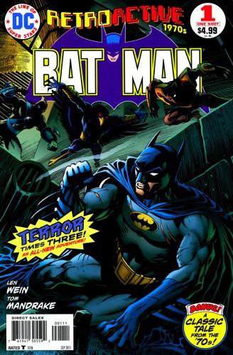 DC Retroactive - Batman (1970-1990)