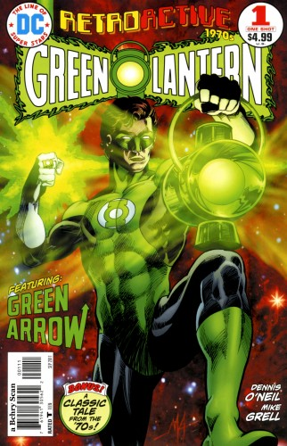 DC Retroactive - Green Lantern (1970-1990)