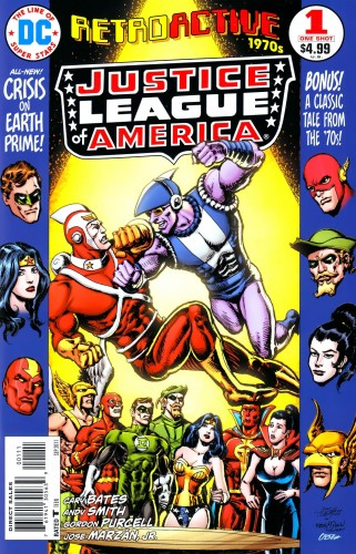 DC Retroactive - Justice League of America (1970-1990)