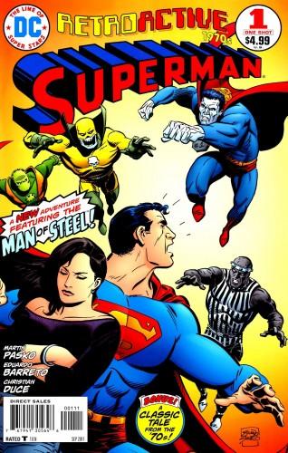 DC Retroactive - Superman (1970-1990)