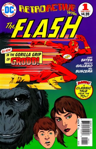 DC Retroactive - The Flash (1970-1990)