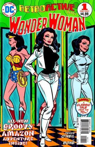DC Retroactive - Wonder Woman (1970-1990)