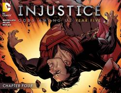 Injustice - Gods Among Us - Year Five #04