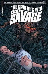 Doc Savage - The Spiders Web #02