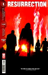Resurrection (Volume 1) 1-5 series + Annual + FCBD