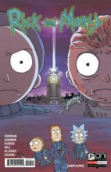 Rick and Morty #10