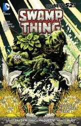 Swamp Thing Vol.1 - Raise Them Bones