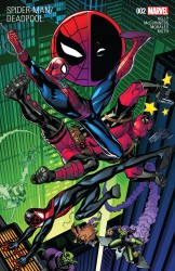 Spider-Man - Deadpool #02