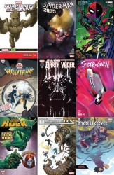 Collection Marvel (10.02.2016, week 6)