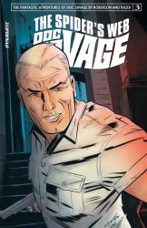 Doc Savage - The Spider's Web #03