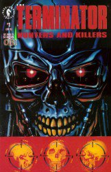 Terminator: Hunters and Killers #1-3 Complete