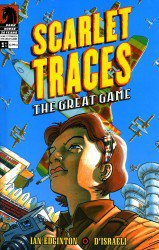 Scarlet Traces: The Great Game #1-4 Complete