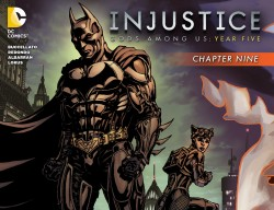 Injustice - Gods Among Us - Year Five #09