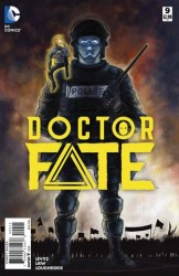 Doctor Fate #09
