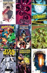 Collection Marvel (17.02.2016, week 7)