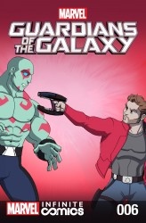 Download Marvel Universe Guardians of the Galaxy Infinite Comic #06