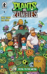 Download Plants vs. Zombies #9 - Petal to the Metal #3