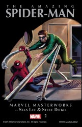 Amazing Spider-Man Masterworks Vol.2