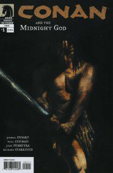 Conan and the Midnight God #1-5 Complete