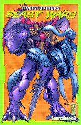 Transformers: Beast Wars - Sourcebook #1-2 Complete