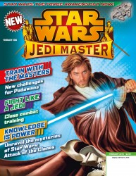 Star Wars Jedi Master Magazine #2