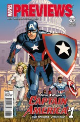 Download Marvel Previews #07 - (March 2016 for May 2016)