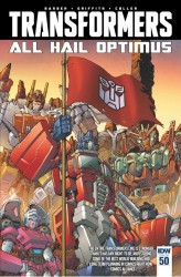 The Transformers #50