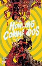 Howling Commandos Of S.H.I.E.L.D. #05