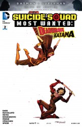 Download Suicide Squad Most Wanted - Deadshot & Katana #2