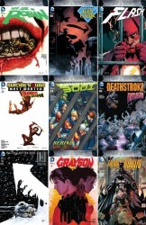 DC week – The New 52 (24.02.2016, week 8)