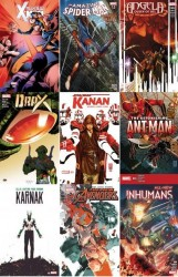 Collection Marvel (24.02.2016, week 8)