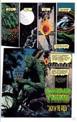 Midnight Days-Swamp Thing  - Jack In The Green
