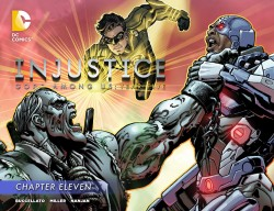 Injustice - Gods Among Us - Year Five #11