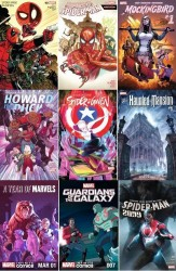 Collection Marvel (09.03.2016, week 10)