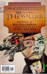 The Sandman Presents: The Thessaliad #1-4 Complete
