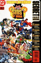 Young Justice: Sins of Youth Secret Files