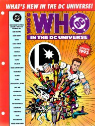 Who's Who in the DC Universe: Update 1993 #1-2 Complete