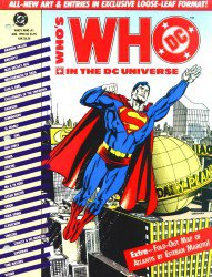 Who's Who in the DC Universe #1-16 Complete