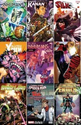 Collection Marvel (16.03.2016, week 11)